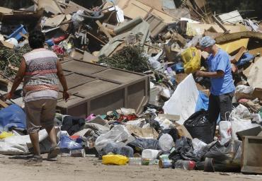 La pobreza en Argentina llega al 44,2% de la población