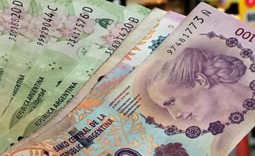 Índice de salarios aumentó 4,1% en octubre de 2020 respecto de septiembre y subió un 26,5% en diez meses, según INDEC