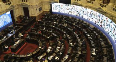 PRESUPUESTO 2021: la firma del dictamen se pospone para el jueves próximo