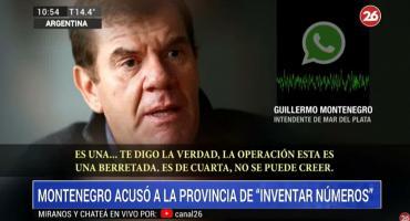 Escándalo con el intendente de Mar del Plata: insulto, disculpas y un gran papelón
