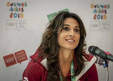 Gabriela Sabatini y su elogio a Nadia: