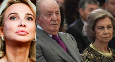 Corona española en jaque: ex amante del rey Juan Carlos, muy dura contra la reina Sofía