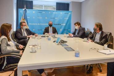 En su segundo día en el país, el FMI se volvió a reunir con el presidente del banco central