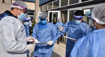 Argentina, cerca al millón de casos de coronavirus: 10.561 nuevos infectados y 161 muertes
