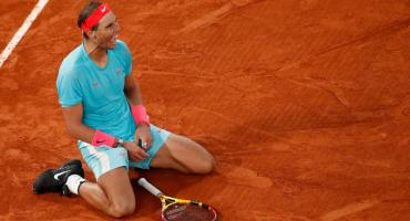 La película inigualable del tenis: Nadal, Federer, Djokovic