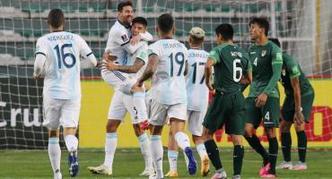 Eliminatorias camino a Qatar: el análisis de Argentina en la altura de La Paz