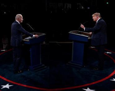 Elecciones en Estados Unidos: Trump, la OMS y Biden con sus olvidos