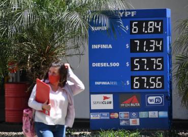 Otro golpe al bolsillo: nuevo aumento de combustibles, las petroleras subieron sus precios