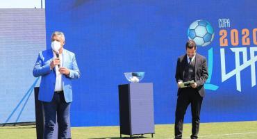 Con algunas polémicas, se sortea el fixture del nuevo torneo argentino