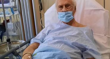 Pino Solanas, internado con coronavirus en París