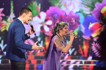 Cantando 2020: el imperdible homenaje a Gilda de Rocío Quiroz y Rodrigo Tapari