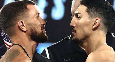 Decepción y fallo polémico en el ring donde se enfrentaron López y Lomachenko