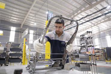 INDEC: la actividad económica cayó 11,6% en agosto en la medición interanual