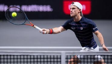 Schwartzman va por el cuarto título de su carrera en el ATP de Colonia contra Alexander Zverev