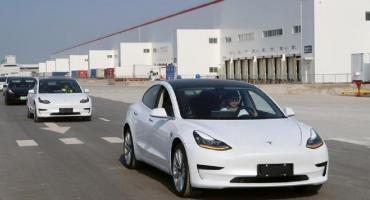 Tesla retira 48.442 coches en China al encontrar piezas defectuosas
