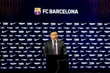 Detuvieron a Josep Maria Bartomeu, expresidente del Barcelona