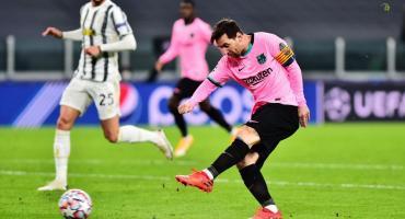 Messi no estará ante Dínamo Kiev por Champions League