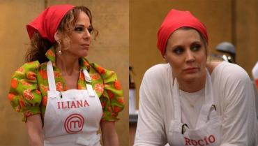 Masterchef: La actitud de Rocío Marengo complicó a Iliana Calabró