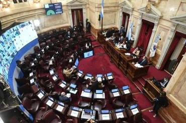 El Presupuesto 2021 se tratará en el Senado y se convertirá en ley