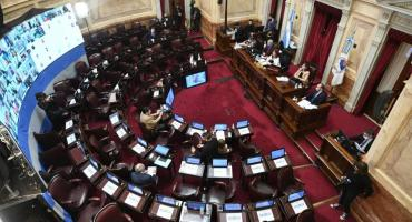 El oficialismo busca aprobar la semana próxima la reforma de la procuración general del Senado