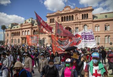 Toma de tierras: cortes en una quincena de lugares contra el desalojo en Guernica