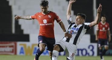 Independiente venció a Central Córdoba en Santiago del Estero