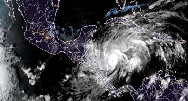 Inminente llegada a Nicaragua del huracán