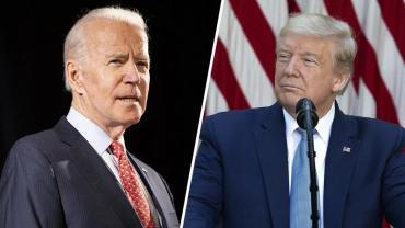 Trump y Biden se disputan voto a voto la presidencia de Estados Unidos