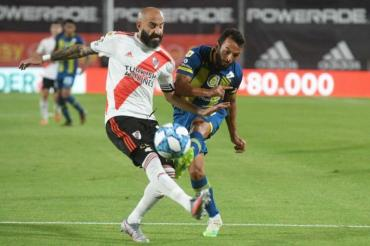 River se reencontró con la victoria frente a Rosario Central
