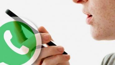 Podés cambiar tu voz en los audios de WhatsApp y enviar divertidos mensajes