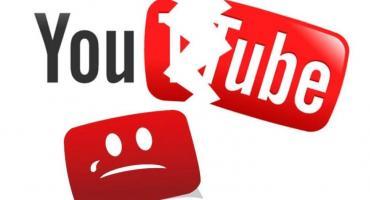 YouTube estuvo caído en todo el mundo