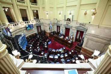Coparticipación: el kirchnerismo apura en Senado el debate por quita de fondos a la Ciudad de Buenos Aires