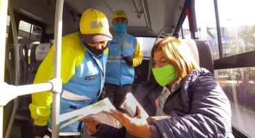Nuevo protocolo para el transporte público en el AMBA: Se podrá viajar de pie