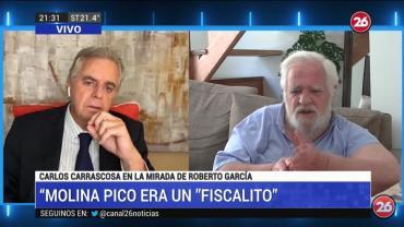 Carlos Carrascosa sobre Caso Belsunce: