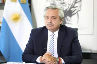 Alberto Fernández despidió a Jorge Brito tras su trágica muerte