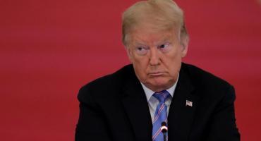 Donald Trump gobierna hasta el final