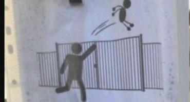 Francia: colegio pidió a padres de alumnos que cuando lleguen tarde no los arrojen por encima de la reja