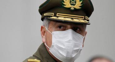 Renunció el jefe de Carabineros de Chile