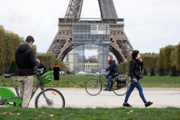 Alerta en Francia por la posibilidad del gobierno de realizar un tercer confinamiento