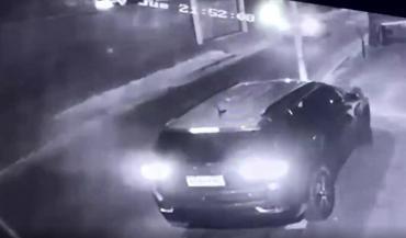 Violento robo a una familia en Bernal: en 20 segundos, se llevaron su camioneta
