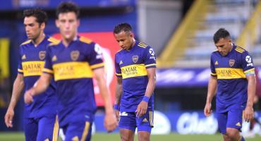 Copa Libertadores: se suspendió el partido de Boca por la muerte de Maradona