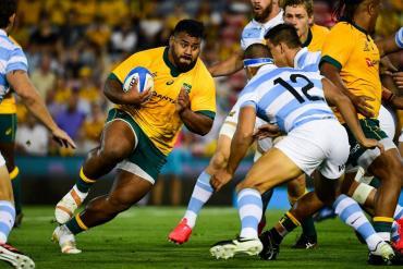 Los Pumas empataron 15 a 15 con Australia