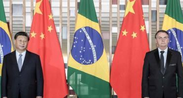 Brasil y China negocian un inminente tratado de libre comercio
