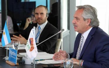 Fernández en el G20: