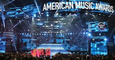 Llegan los American Music Awards con una ceremonia única en el mundo