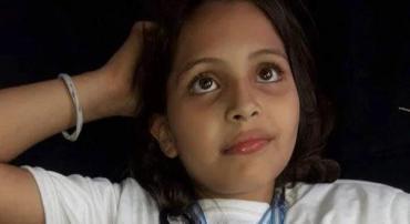 Abigail, la nena que entró a Santiago del Estero en brazos de su papá, fue internada de urgencia