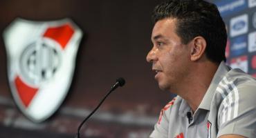 """Gallardo: """"el torneo argentino está en decadencia total"""