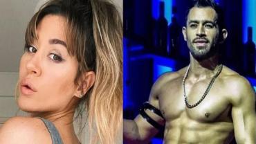 """El actor de """"Sex"""", confesó que lo enamoró de """"La Cobra"""""""