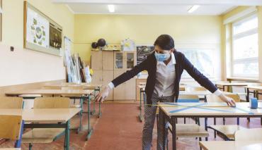 La Ciudad abrirá las escuelas en enero para acompañar a los alumnos