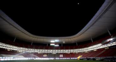 Un estadio de futbol recibirá público para el partido entre los dos equipos más populares de México